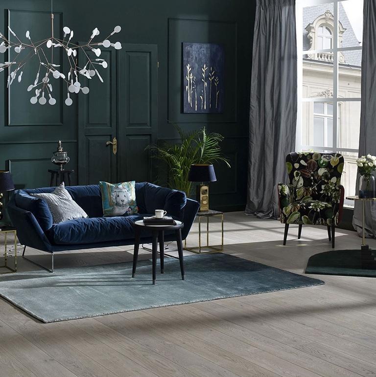 eleganckie wnętrze